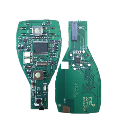 QKY003002 for Benz smart key BE 2 button 434mhz