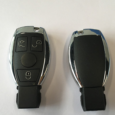 QKY003003 car key for Mercedes NEC 434MHZ remote controller 3 Button