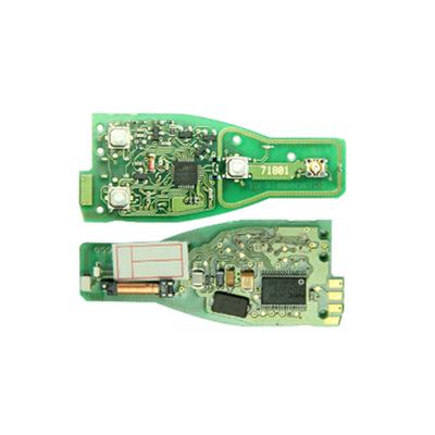 For Mercedes Benz W211 3 Button Remote Key 433Mhz KR55WK49031