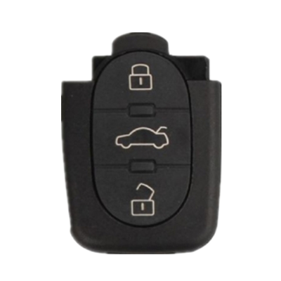 QKY006010 for VW Audi Remote Control 433.92MHZ 4D0 837 231 K