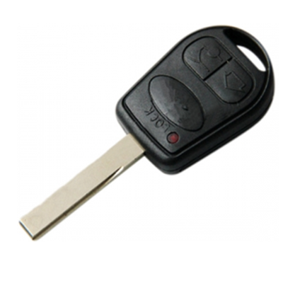 QKY007008 For Land rover 3 button Remote Key 433MHZ ID46