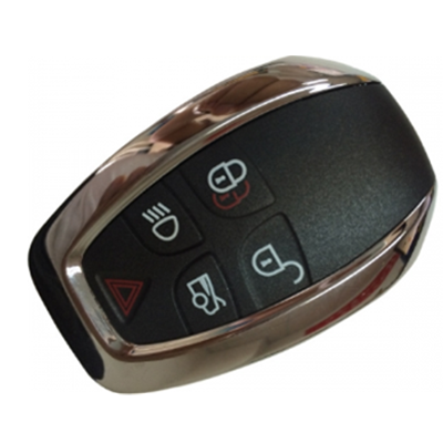 QKY008005 for Jaguar Xj Xk Xf Remote Control 5 Button Smart Key 434mhz