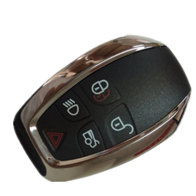 QKY008006 For Jaguar Xj Xk Xf Remote Control 5 Button Smart Key 315mhz Aw93-15k601-Af