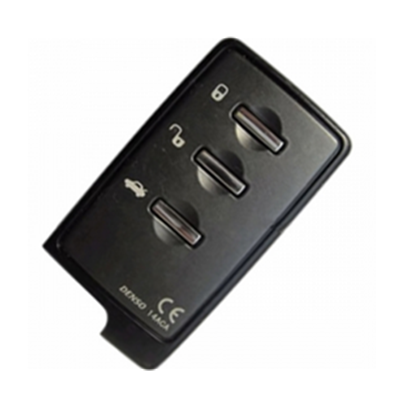 QKY014007 for Subaru 3 Button Smart Card 312MHZ