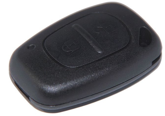QKY022004 for Renault Kangoo Remote Key 2 Button 433Mhz PCF7947