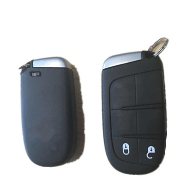 QKY029002  Keyless Entry Remote Key Fob 2 Button 433MHz for Fiat