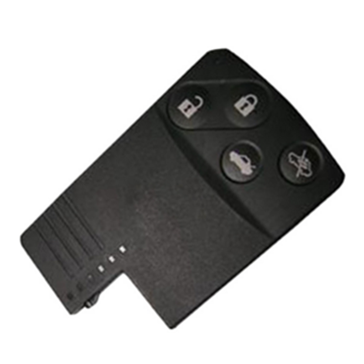 QKY030007 for Mazda 4 button Smart Card(euro) 433MHZ