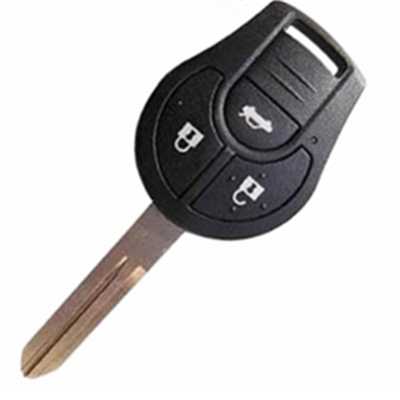 QKY032003 for Nissan 3 Button Remote Key 315Mhz ID46