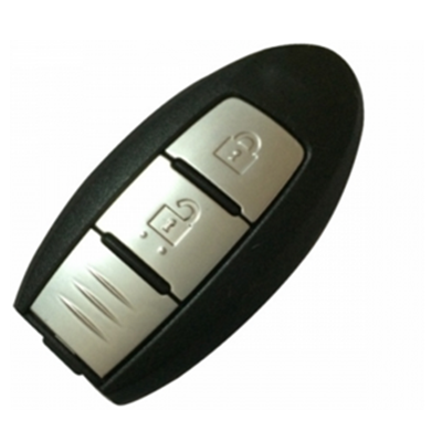 QKY032020 Original FOR NISSAN X-Trail 2 Button smart key 434MHZ PCF7953